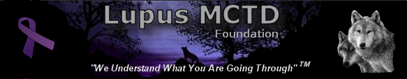 Welcome To www.LupusMCTD.com 